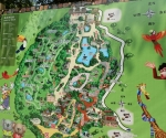 Планировка зоопарка