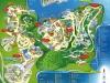 Карта Ocean Park'a в Гонконге