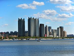 Город Харбин (Китай)