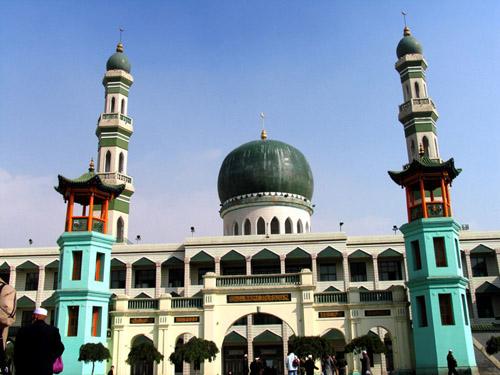 Мечеть Huaisheng