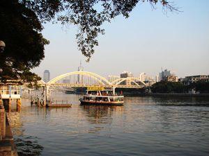 Гуанчжоу в сентябре