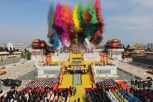 Даосский храм Yuanxuan