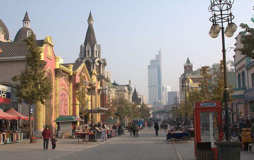 Китай, г. Далянь