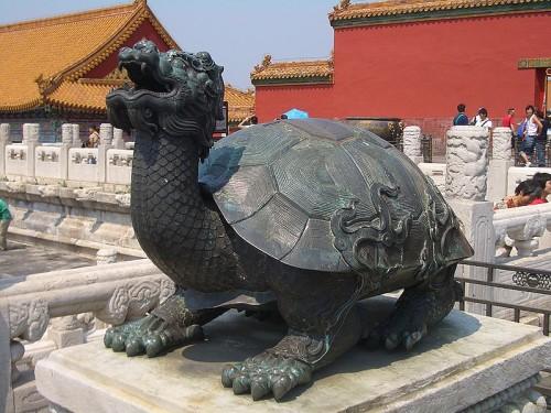 Черепаха в Запретном Городе