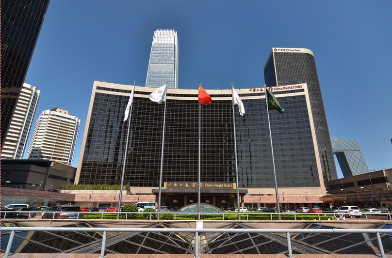 Международная гостиница в Пекине
