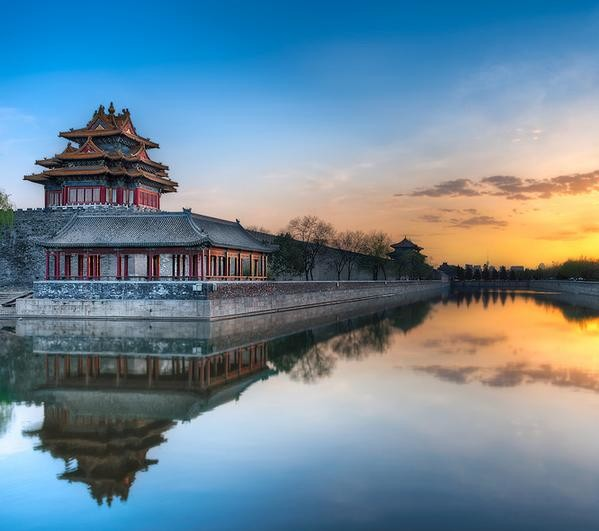 Императорский запретный город в Пекине