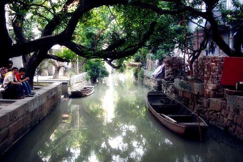 Деревня Xiaozhou