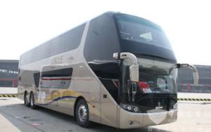 Автобус в Суйфэньхэ
