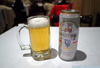 Пиво Балтика