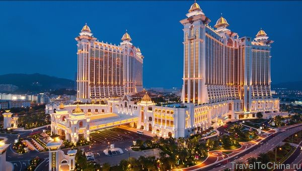 Galaxy Macau Mega Resort