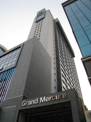 Grand Mercure Shanghai Zhongya