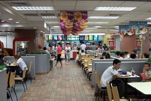 Сеть быстрого питания KFC