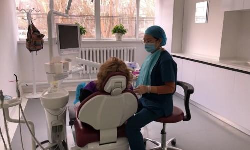 Стоматологический кабинет 1