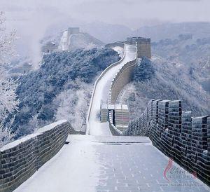 Пекин зимой