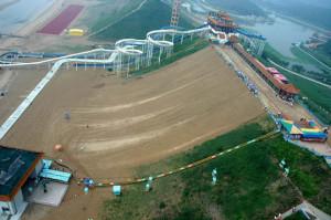 Песчаные горки в Наньдайхэ
