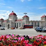 Поездка в Хуньчунь из Владивостока в 2017 году