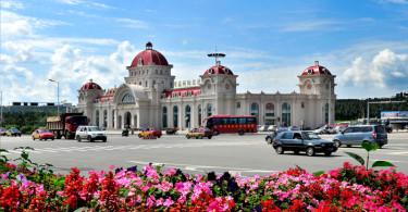Поездка в Хуньчунь