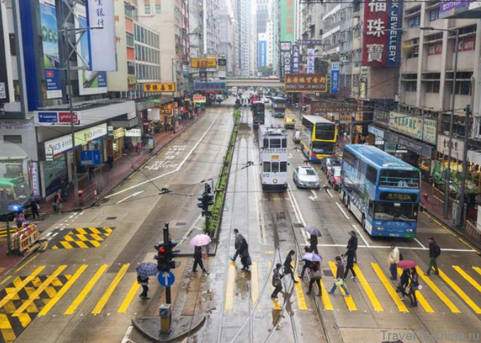 Погода в Гонконге в сентябре