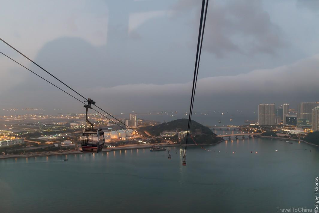 Погода в Гонконге в январе