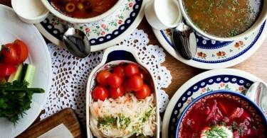 Русская кухня в Харбине