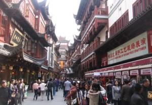 Шоппинг в Шанхае