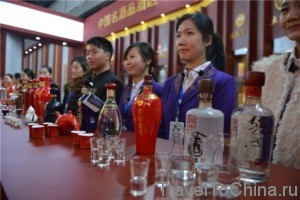 Спиртные напитки Китая