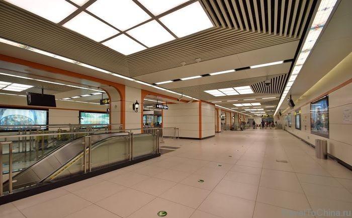 Станция Heilongjiangdaxue