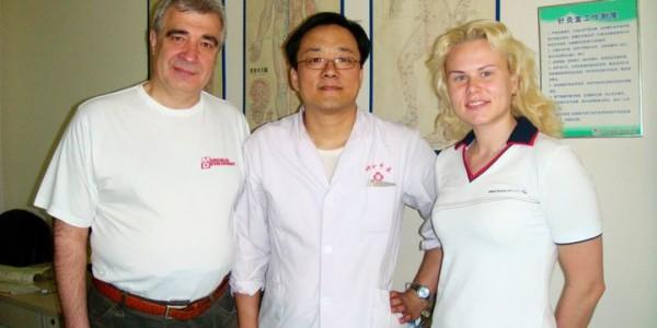 Sun-Good – врачи с пациенткой из России