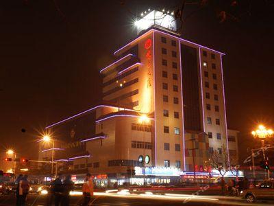 Фасад Sunshine Hotel