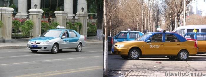 Такси в Харбине