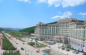 Торговый ценрт в Суньфэйхэ