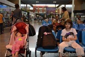 В Тайвань с детьми