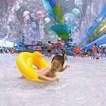 Обзор аквапарка «Водный куб» в Пекине