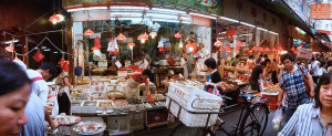 Wan Chai Wet Market