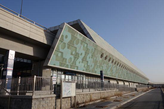 Zhuxinzhuang Station