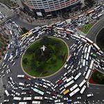 Особенности дорожного движения, городской транспорт Хэйхэ