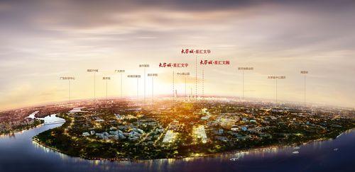Районы Гуанчжоу