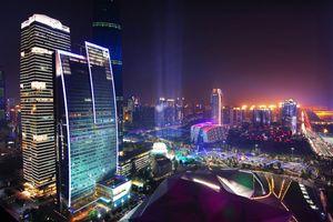 Китай Гуанчжоу время