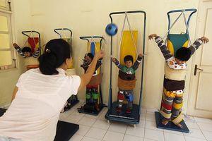 Тренажеры для детей с ДЦП