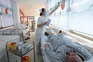 Онкологическое отделение в пекинской больнице